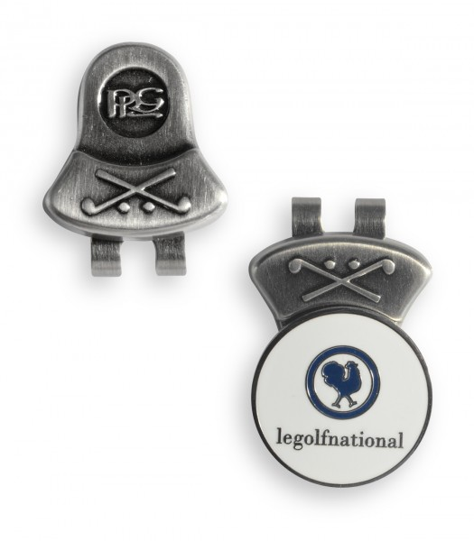 Clip casquette Hesbé legolfnational 06U