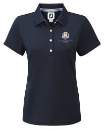 Polo Footjoy Stretch pique dame Ryder Cup 10R