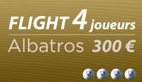 1 Ligne de 4 GF Albatros
