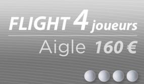 1 Ligne de 4 GF Aigle