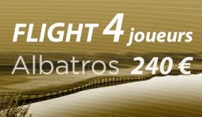1 Ligne de 4 GF Albatros 5/7 Winter 2021