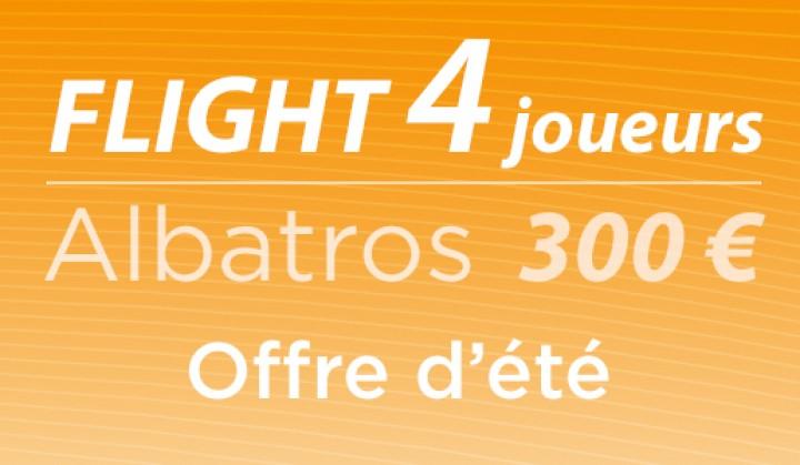 1 Ligne de 4 GF Albatros 7/7 Eté 2020