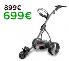 Chariot Electrique S1 Motocaddy 02W