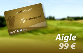 Carte Fidelity Aigle 99€